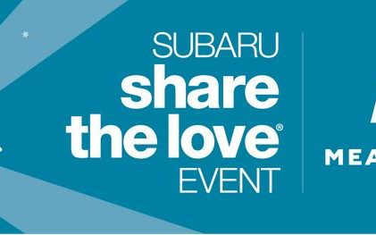 Subaru's Share the Love Event 2019