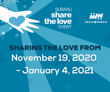 Share The Love 2020!
